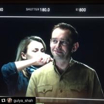 "Konstantin Khabenskiy starring in ""The Legend of Escape"", releasing in 2019"
