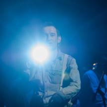 Konstantin Khabenskiy in Don't Leave Your Planet Performance