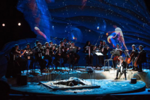 """""""Don't Leave Your Planet"""" with Konstantin Khabenskiy, Yuri Bashmet and """"The Soloists of Moscow"""" Chamber Orchestra @ The Sovremennik Theater - The Palace on the Yauza 