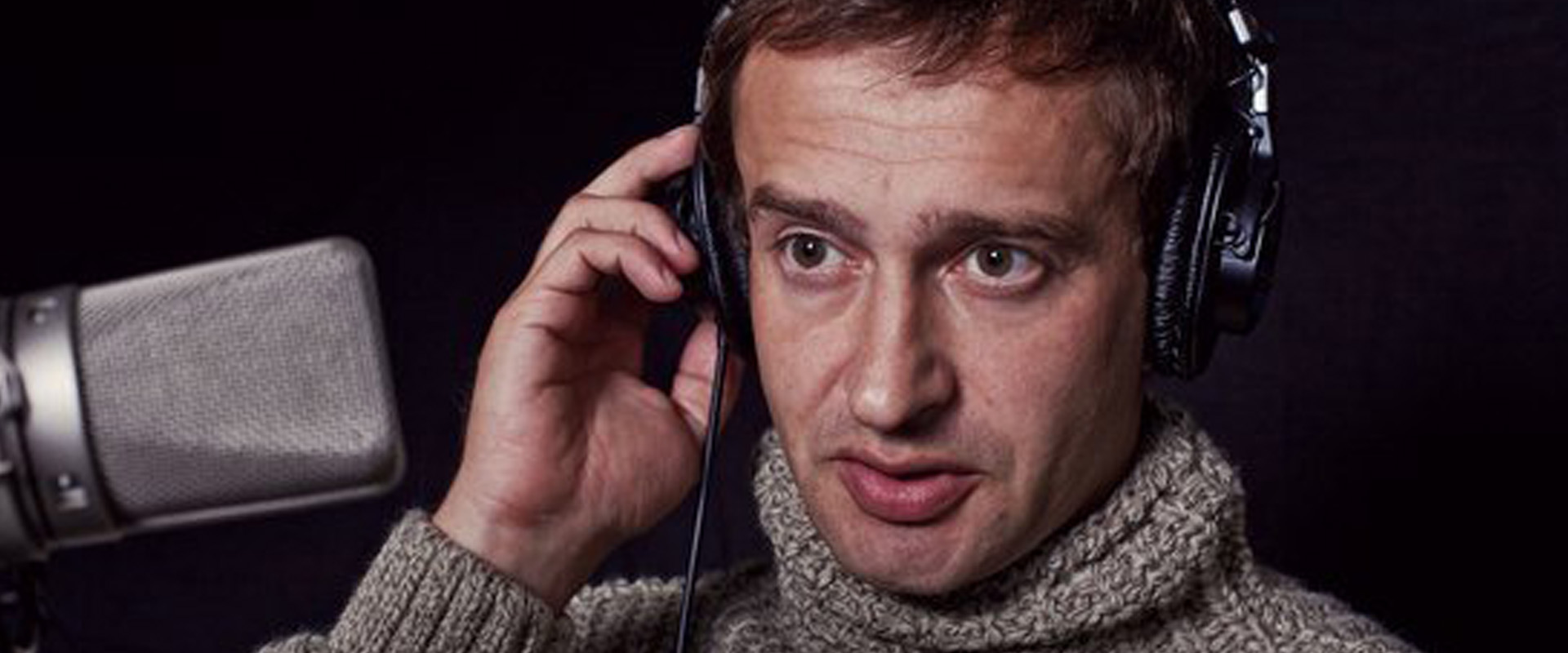 Konstantin Khabenskiy on the Dubbing