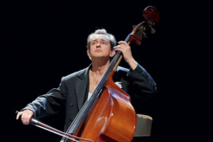 "The ""Double Bass"" with Konstantin Khabenskiy @ Moscow Art Theater, Moscow 