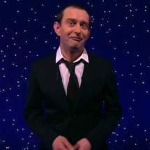 "Konstantin Khabenskiy in the ""Evening Urgant"" Show"