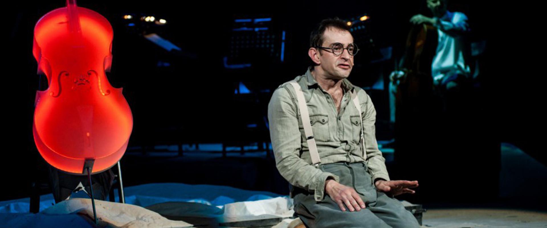Konstantin Khabenskiy in Don't Leave Your Planet