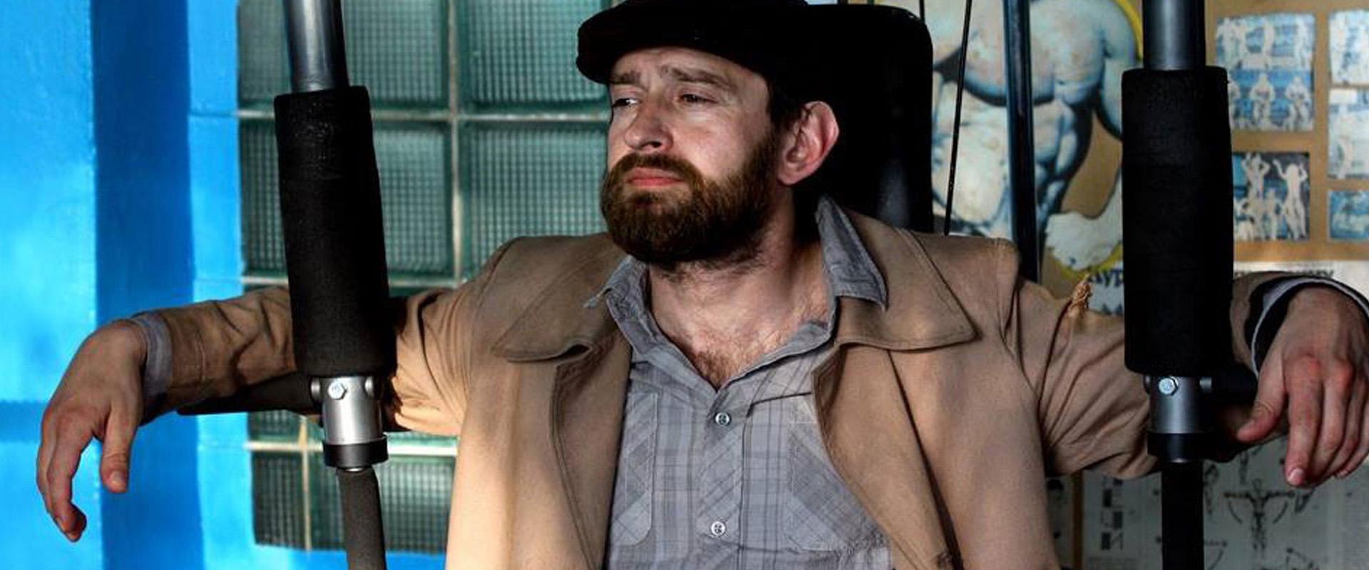 """Konstantin Khabenskiy starring in """"The Method"""" TV-Series"""