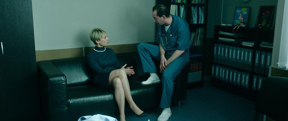 A drama Doctor Lisa by Oksana Karas
