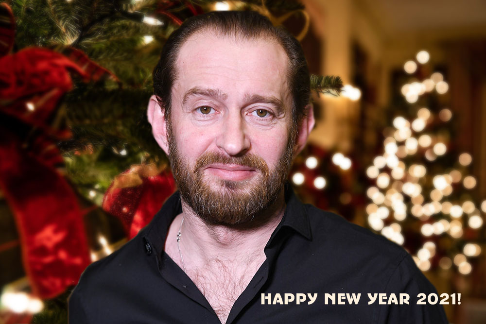 Khabenskiy Happy New Year 2021